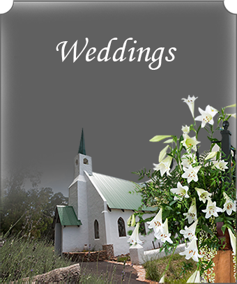 Highveld Cape Inn Wedding & Functions